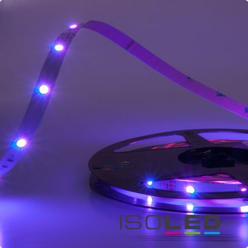 Isoled LED-Band 24V 7,2W RGB