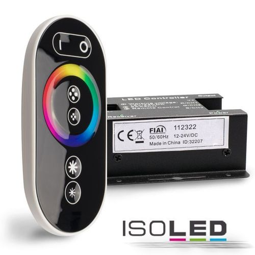 Isoled LED RGB Controller 12-24V