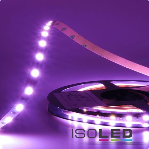 Isoled LED-Band 24V 14,4W RGB