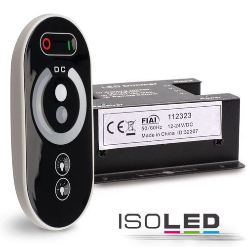 Isoled LED-Dimmer 12-24V